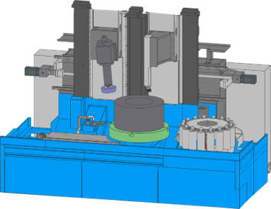 Buderus_BV_Spindle Configuration