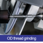 Buderus_Process_External Thread_Worm_Grinding