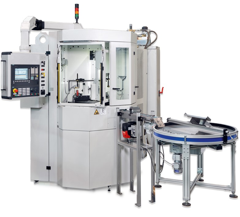 Diskus_DDS XR Double face grinding machine